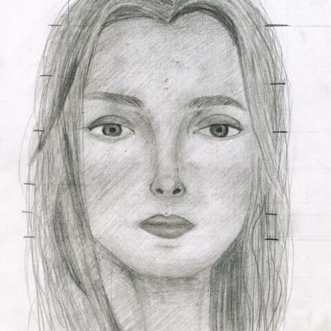 Female's face