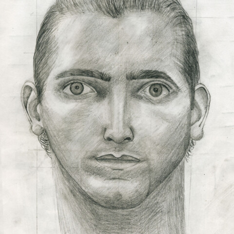 Male's face