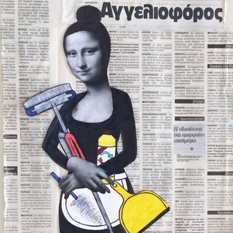 Mona Liza cleaner